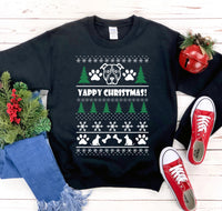 Yappy Christmas Sweatshirt