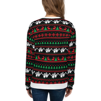 Namasleigh Christmas Sweater