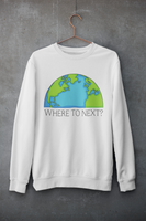 Where To Next Sweater