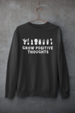 Grow Positive Thoughts White Version