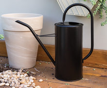 Load image into Gallery viewer, Black Watering Can