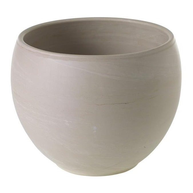 Clay Pot - Outside In
