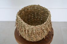 Load image into Gallery viewer, Woven Basket Planter
