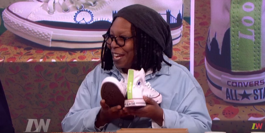 Whoopi Goldberg on Loose Women