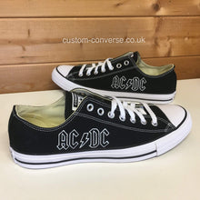 Load image into Gallery viewer, Converse Music AC/DC