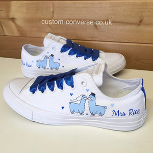 Alpacas - Custom Converse Ltd.