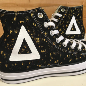 Bastille Original - Custom Converse Ltd.