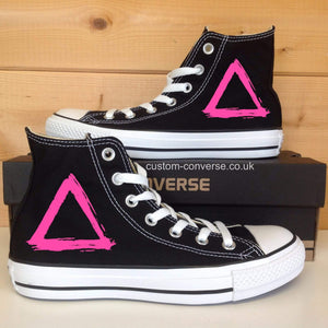 Bastille WHAT YOU GONNA DO??? - Custom Converse Ltd.