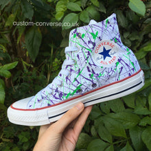 Load image into Gallery viewer, Beetlejuice - Custom Converse Ltd.