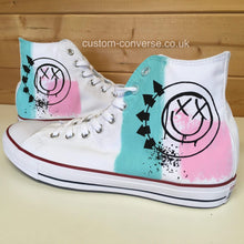 Load image into Gallery viewer, Blink-182 - Custom Converse Ltd.