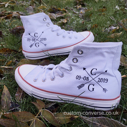 Crossed Arrows - Custom Converse Ltd.