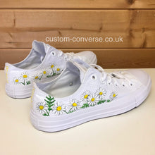 Load image into Gallery viewer, Daisies - Custom Converse Ltd.