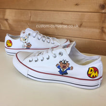 Load image into Gallery viewer, Converse TV & Film Danger Mouse & Penfold