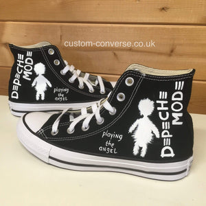 Converse Music Depeche Mode Playing The Angel