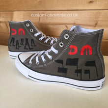 Load image into Gallery viewer, Depeche Mode Spirit - Custom Converse Ltd.