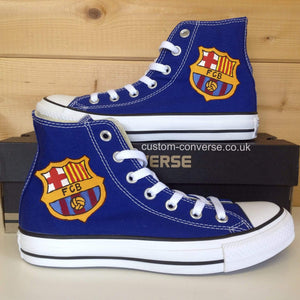 FC Barcelona - Custom Converse Ltd.