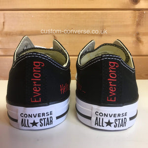Converse Music Foo Fighters