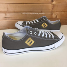Load image into Gallery viewer, Converse Music Foo Fighters Concrete & Gold