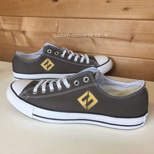 Converse Music Foo Fighters Concrete & Gold