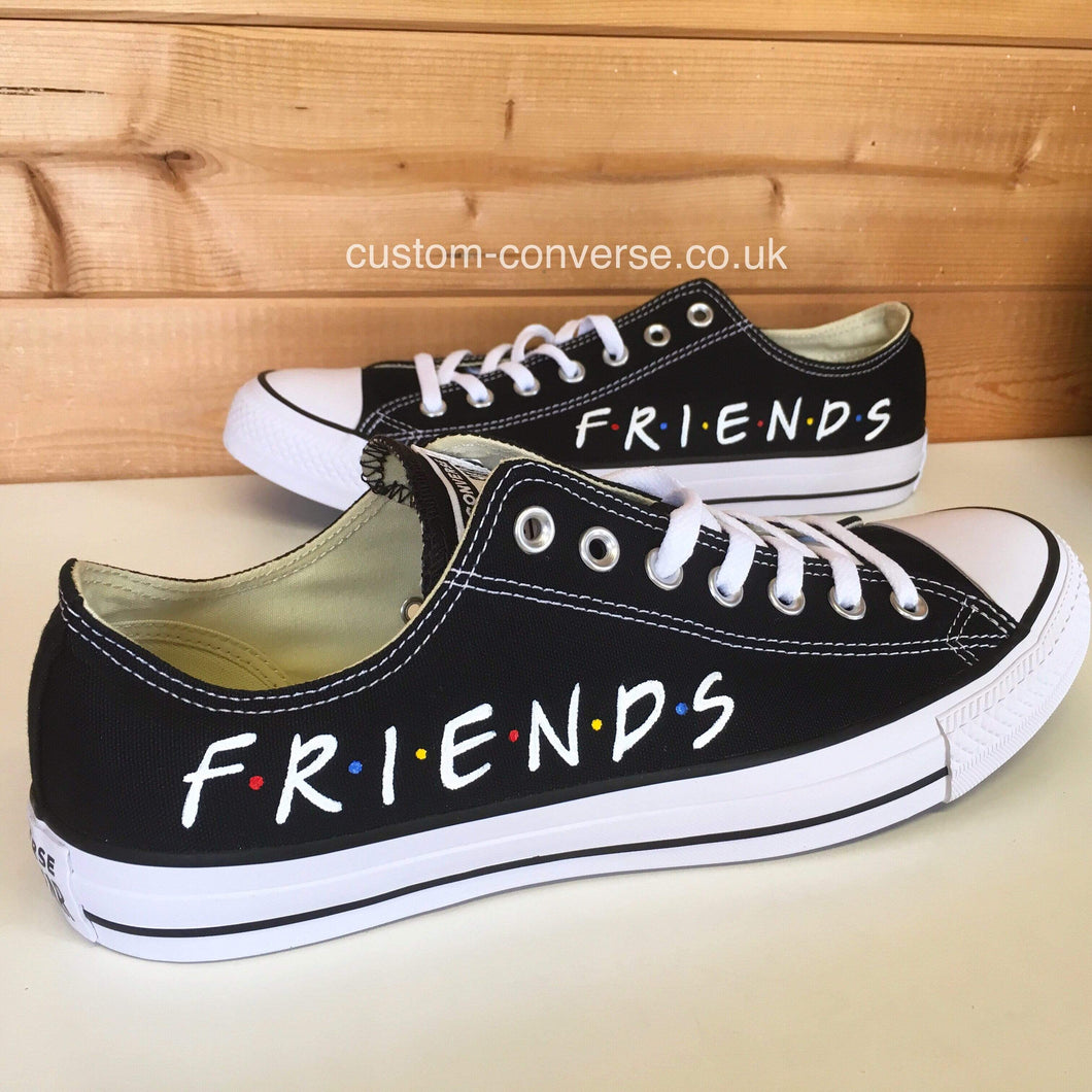 Friends - Custom Converse Ltd.