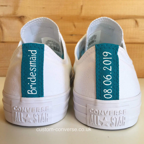 Heel Tags - Custom Converse Ltd.