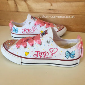 JoJo Siwa - Custom Converse Ltd.