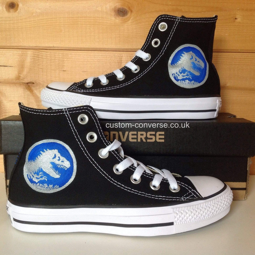 Jurassic World - Custom Converse Ltd.