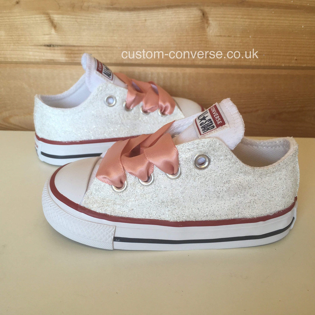 Kids Glitter - Custom Converse Ltd.