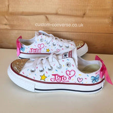 Load image into Gallery viewer, Converse Kids Kids JoJo Siwa