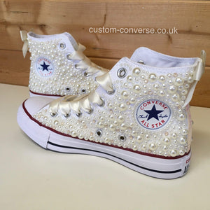 Kids Mixed Pearl & Crystal Covering
