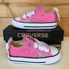 Load image into Gallery viewer, Kids Scatter Sides - Custom Converse Ltd.