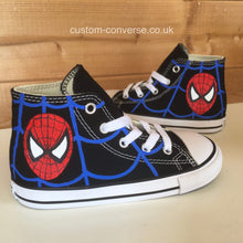 Load image into Gallery viewer, Converse Kids Kids Spider-Man