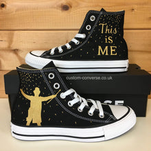 Load image into Gallery viewer, Kids The Greatest Showman - Custom Converse Ltd.