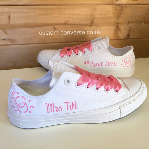 Linked Rings - Custom Converse Ltd.