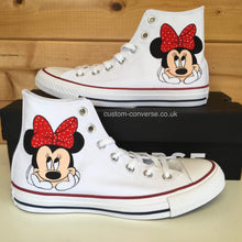 Load image into Gallery viewer, Minnie Mouse - Custom Converse Ltd.