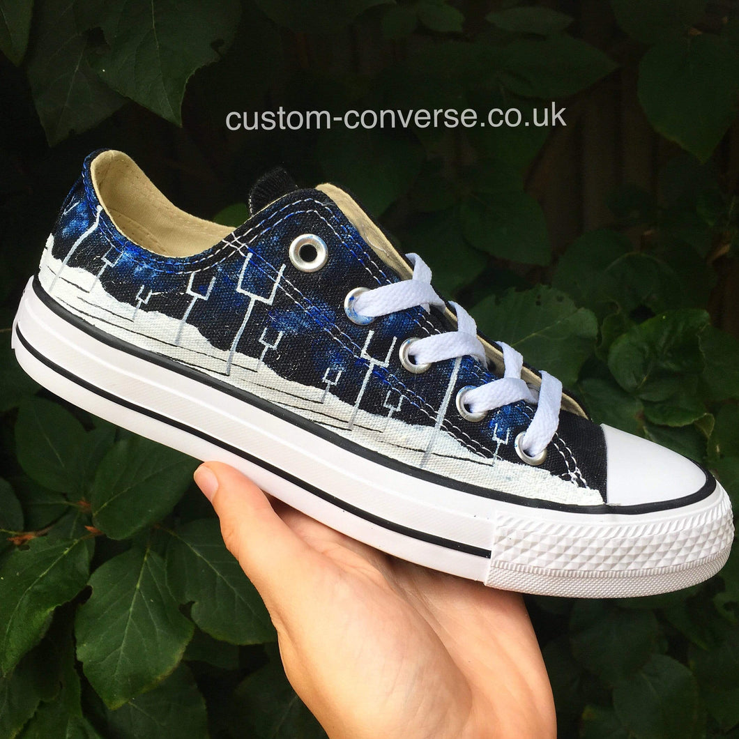 Muse Galaxy Origin of Symmetry - Custom Converse Ltd.