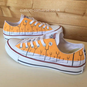 Muse Origin of Symmetry - Custom Converse Ltd.