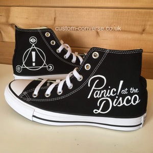 Converse Music Panic! At The Disco