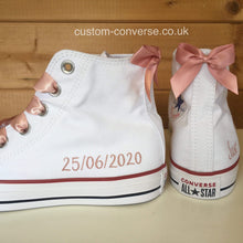 Load image into Gallery viewer, Personalised Converse