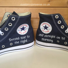 Load image into Gallery viewer, Peter Pan - Custom Converse Ltd.