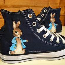 Load image into Gallery viewer, Peter Rabbit - Custom Converse Ltd.