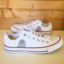 Load image into Gallery viewer, Pusheen - Custom Converse Ltd.