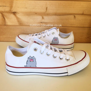 Pusheen - Custom Converse Ltd.