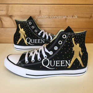 Queen Confetti - Custom Converse Ltd.