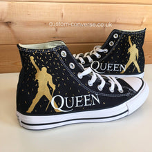 Load image into Gallery viewer, Queen Confetti - Custom Converse Ltd.