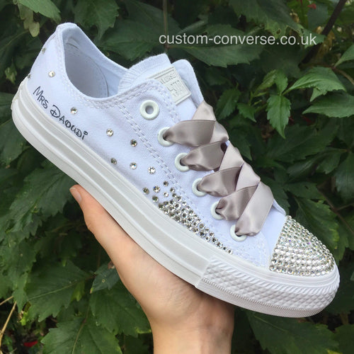 Scatter Sides - Custom Converse Ltd.