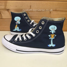 Load image into Gallery viewer, Squidward - Custom Converse Ltd.