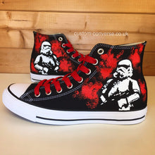 Load image into Gallery viewer, Stormtrooper - Custom Converse Ltd.