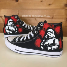 Load image into Gallery viewer, Converse TV & Film Stormtrooper
