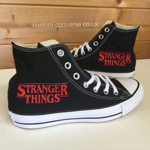 Load image into Gallery viewer, Stranger Things - Custom Converse Ltd.